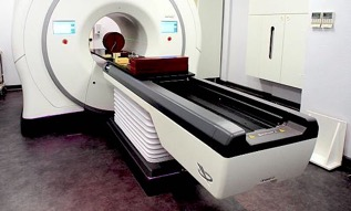 Modern IGRT/IRMT MRI Machine